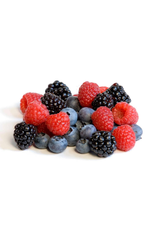 Les fruits rouges comme aliment contre la cellulite
