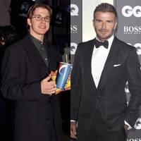 10. David Beckham
