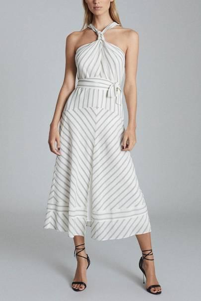 Best Dresses In The Sale: Striped Dress