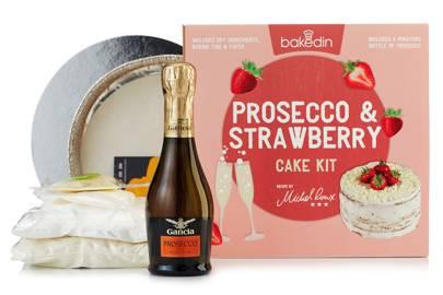 BakedIn Prosecco Cake Kit