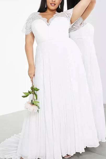 Wedding dresses under £1000: ASOS