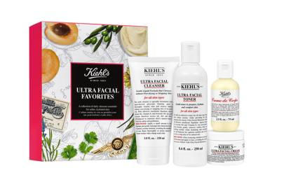 The Kiehl's gift set