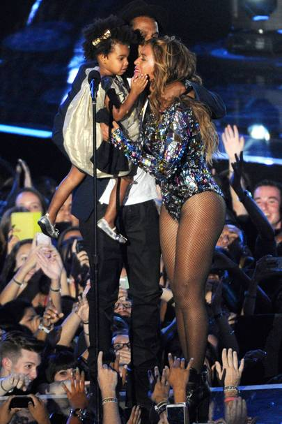 Which star has landed herself in trouble after dissing Blue Ivy?