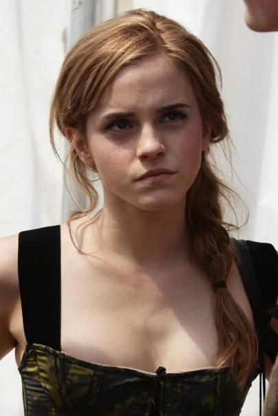 Off-Duty: Emma Watson