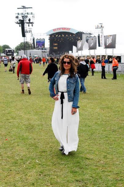 Ann-Clare Paton, Isle of Wight Festival
