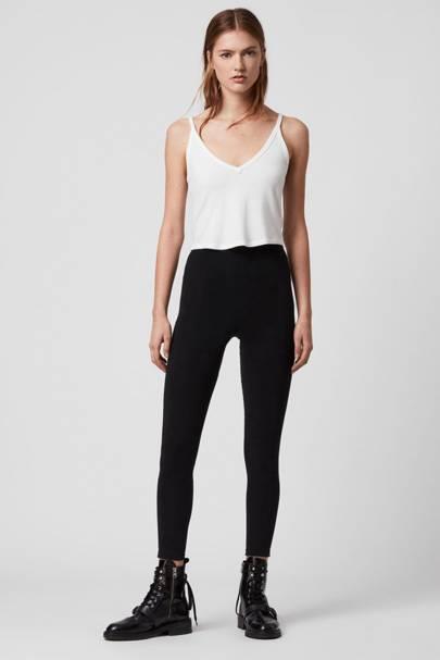 Best black leggings for running errands