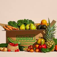 Best fruit & veg subscription box