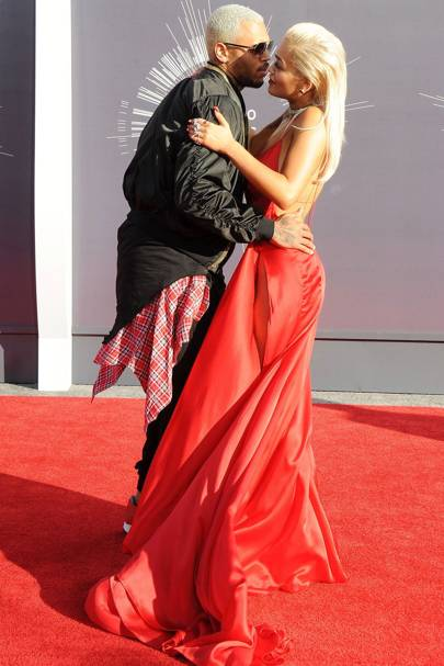 Rita Ora & Chris Brown