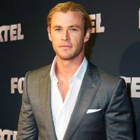 7. Chris Hemsworth