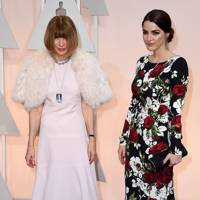 Anna Wintour & Bee Shaffer