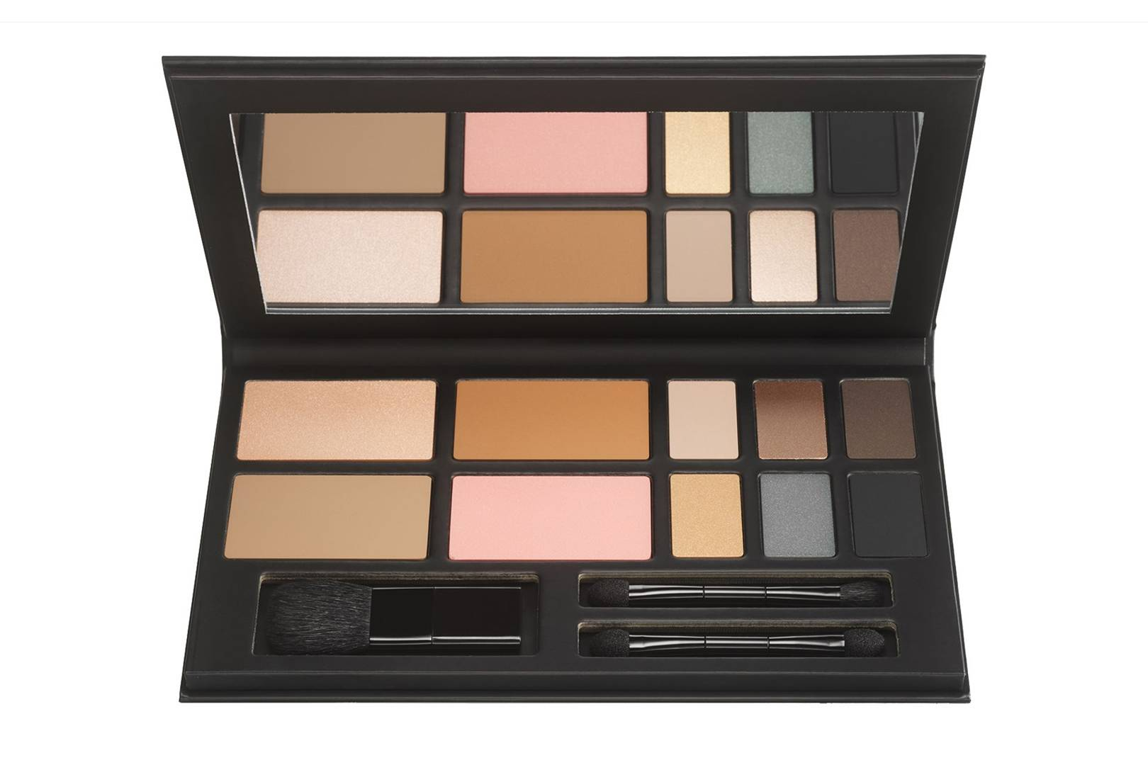 All-in-one makeup palettes: Multi-purpose makeup for travel commuters | Glamour UK