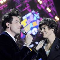 Nick Grimshaw & Harry Styles