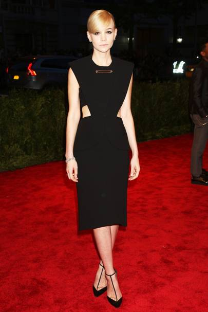 Carey Mulligan at the Met Gala