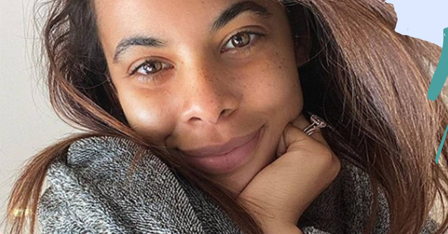 'I had Marvin down as a girl dad and I'm a bit scared about the willy thing': Rochelle Humes on expecting a baby boy and her lockdown pregnancy