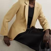 Best asymmetric blazer