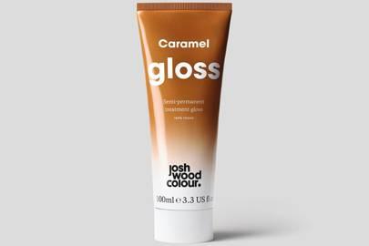 Best conditioner for boosting caramel tones