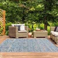 Washable outdoor rug