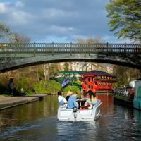 Take a boat down the Thames