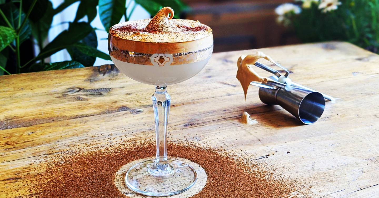 Obsessed with Dalgona coffee? Here's how to give your favourite whipped drink an espresso martini twist