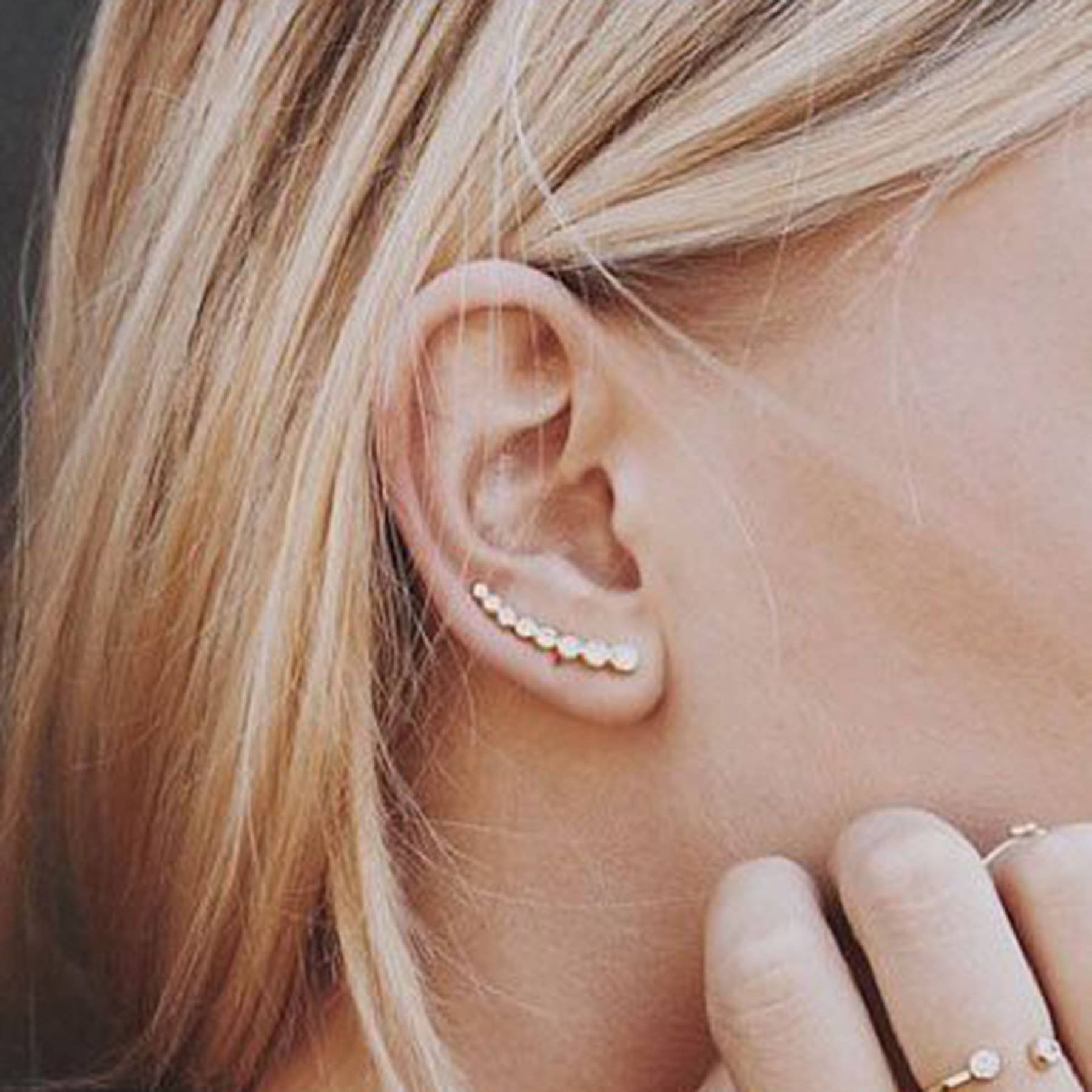 Earring Trends 2019 The Earrings That Will Be Trending This Year
