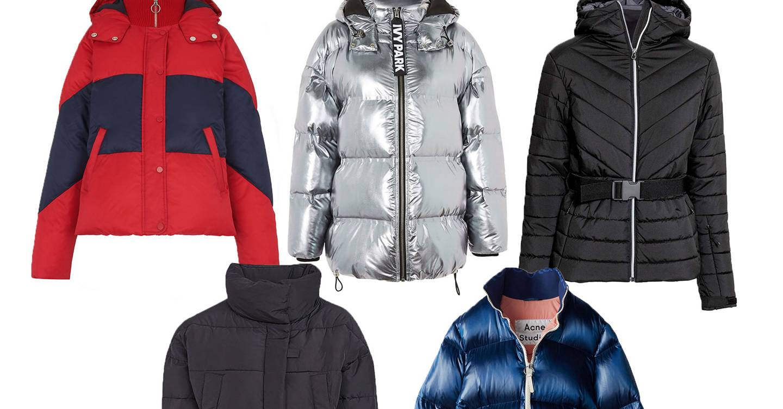 Best Ski Jackets 2017 Glamour Uk