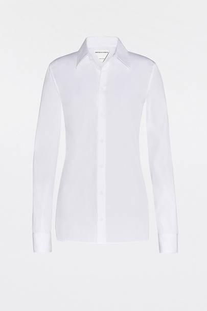 Best Women's White Shirts - Bottega Veneta