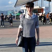Cristina, Director of an Online Magazine, Primavera Festival
