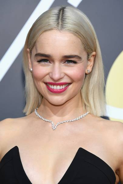 Golden Globes 2018 Beauty Hair Amp Makeup Direct From The
