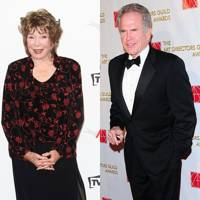 Shirley MacLaine & Warren Beatty