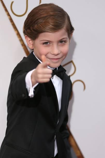 Jacob Tremblay Oscars Best Bits 2016 Parents Glamour Uk