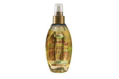 Best keratin hair oil