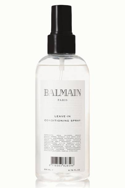 Best leave in conditioner for pollution protection