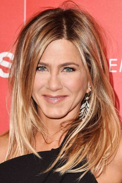 Has Jens Hair Ever Looked Better From The Gorgeous Shine To Amazing Bronde Colour She Looks Like Just Stepped Out Of A TV Advert