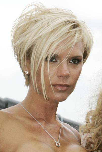 Victoria Beckham S Hair Colours Bob Lob And Extensions Glamour Uk