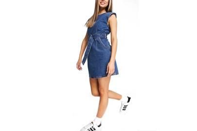 Best Denim Dresses: ASOS Denim Dress