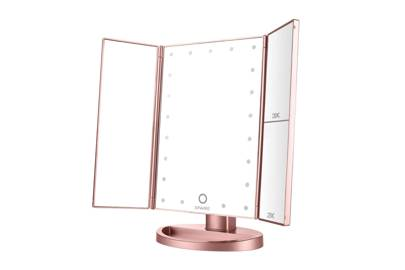 Best light up mirror for folding up small