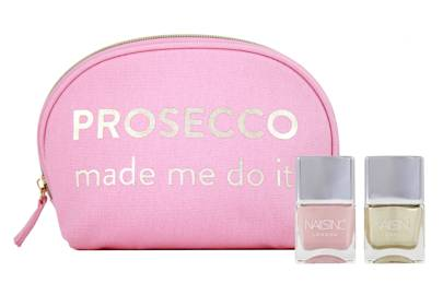 Nails Inc Prosecco Made Me Do It Gift Set