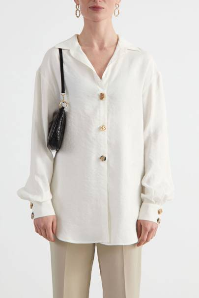 Best Women's White Shirts - & Other Stories