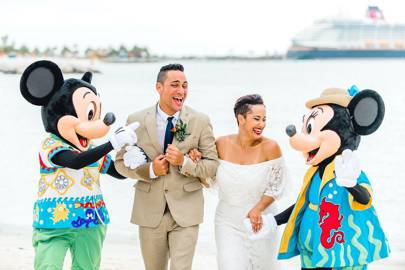 5. Disney Fairytale Weddings