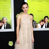 DO #8: Emma Watson at The Perks Of Being A Wallflower LA premiere, September