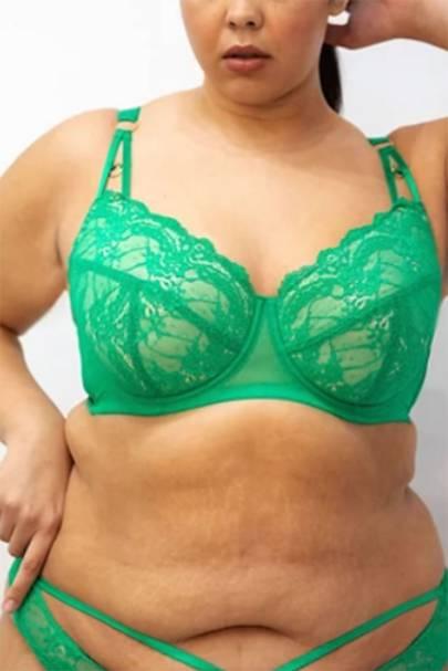Best plus size lingerie sets: We Are We Wear