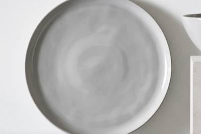 The dinner plate