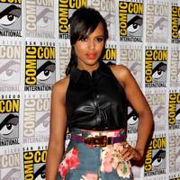 Kerry Washington at Comic-Con 2012