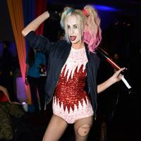 Poppy Delevingne as Harley Quinn