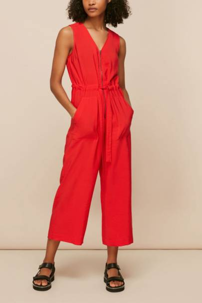 Best sleeveless jumpsuit