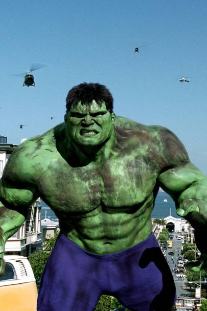 The Hulk/Dr. Bruce Banner