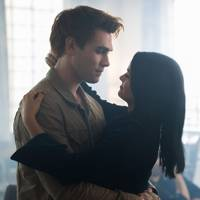 Archie & Veronica from Riverdale