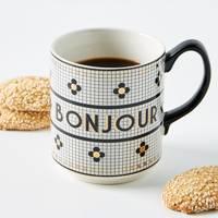 Best black and white coffee mug