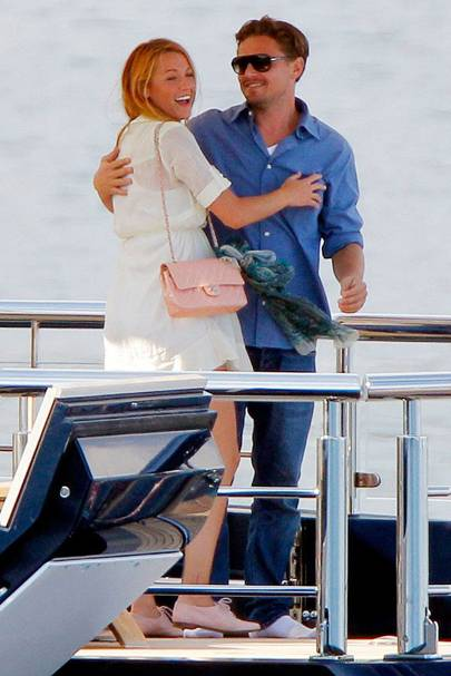 Leonardo DiCaprio & Blake Lively hook-up (and break-up)