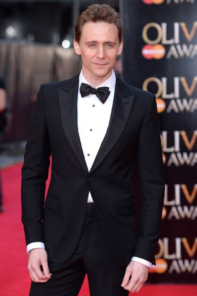3. Tom Hiddleston